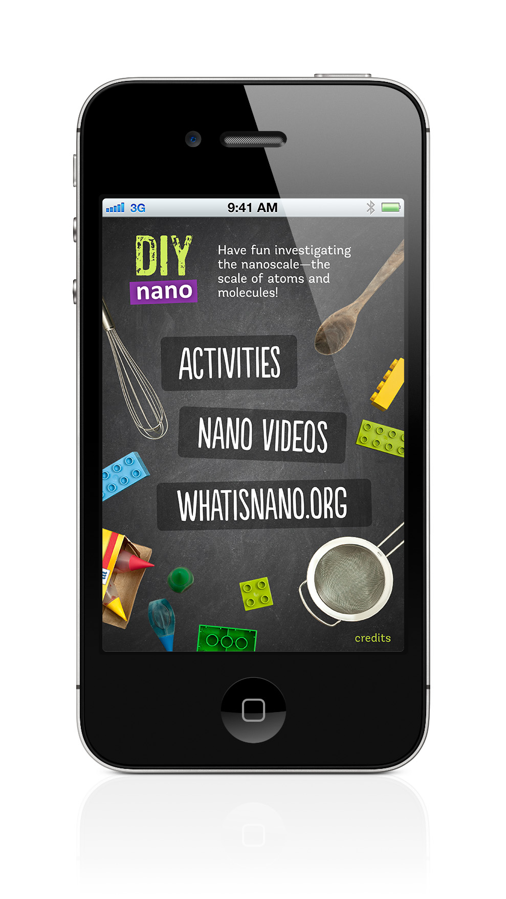 Diy Nano App Iphone And Ipad Versions Nise Network