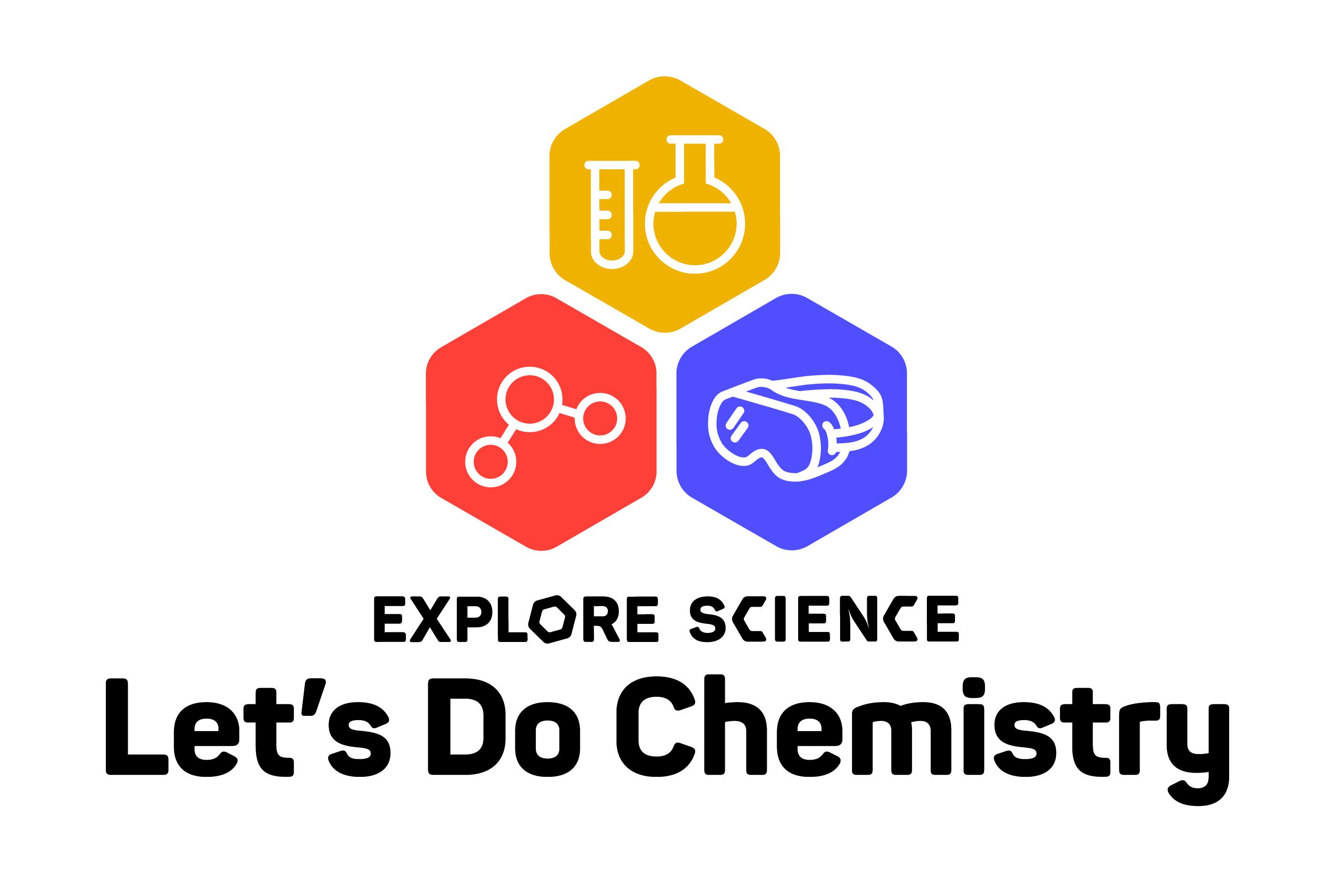 Explore Science: Let's Do Chemistry logos   NISE Network