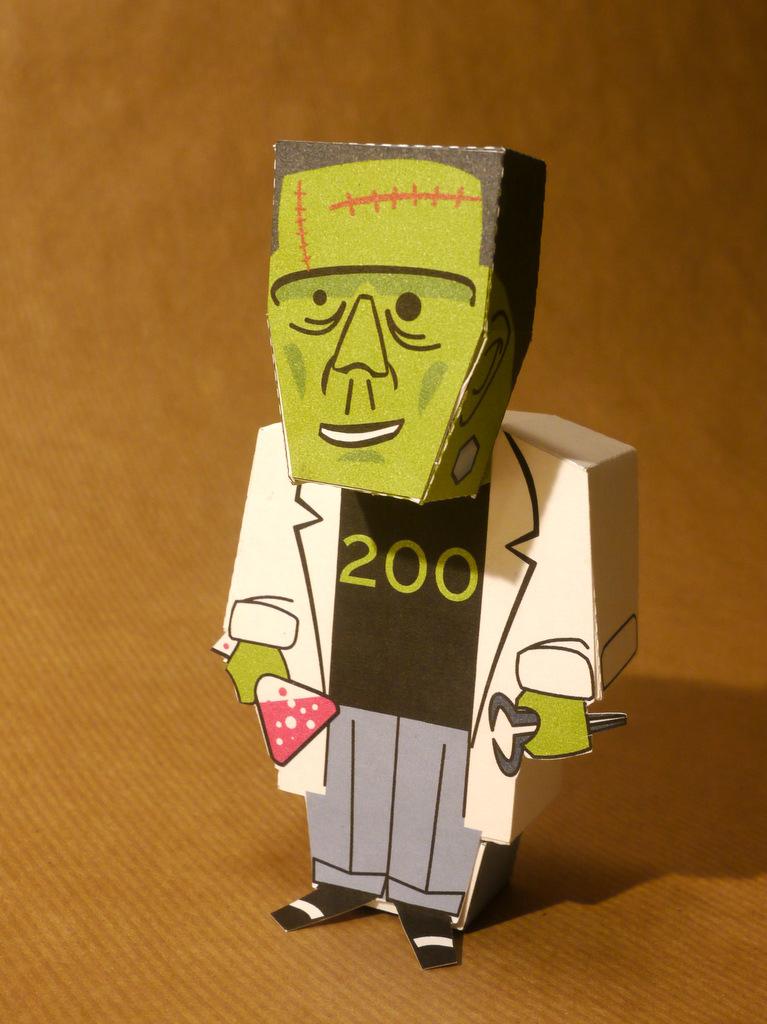 L I F E  Frankenstein Online Alternate Reality Game (ARG