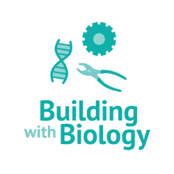 Build with Biology logo square