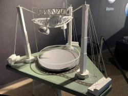model of the Arecibo Observatory
