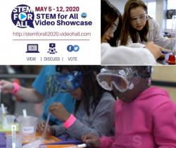 STEM for All video showcase image