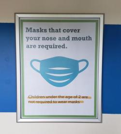 Sciencenter Mask Policy