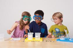 Explore Science:  Let's Do Chemistry