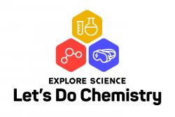 Explore Science Let's Do Chemistry logo