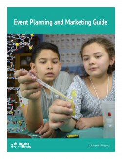 Building with Biology Event Planning and Marketing Guide