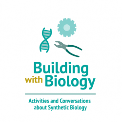 Building with Biology welcome letter and list of kit contents