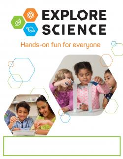 Explore Science - Zoom into Nano Planning & Promotional Materials