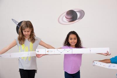 Pocket Solar System hands-on activity image