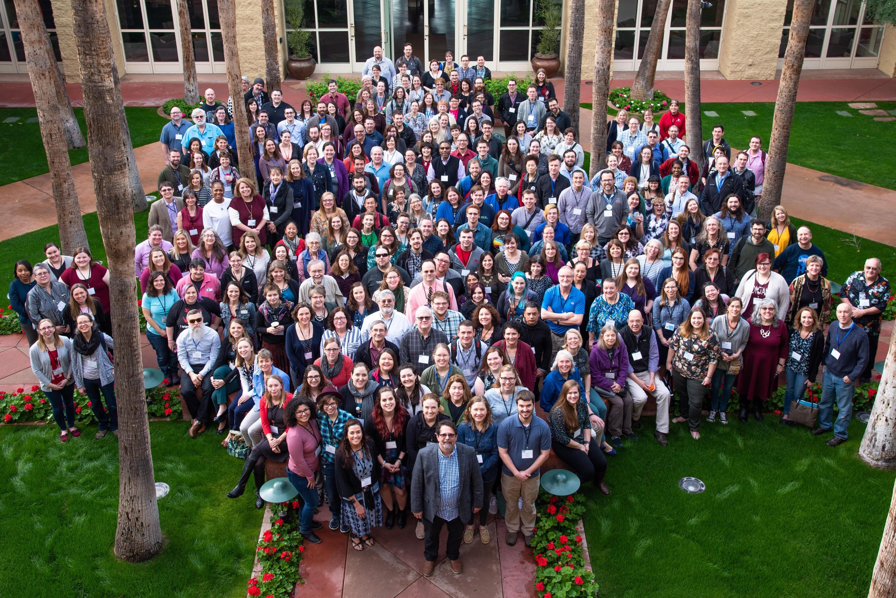 NISE Network Earth & Space Partner Meeting 2019 | NISE Network