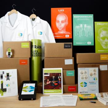 All kit components and activities in Frankenstein 200 kit