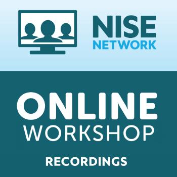 Online workshop recordings logo square