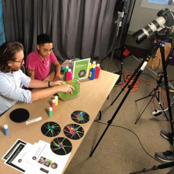making an instructional video
