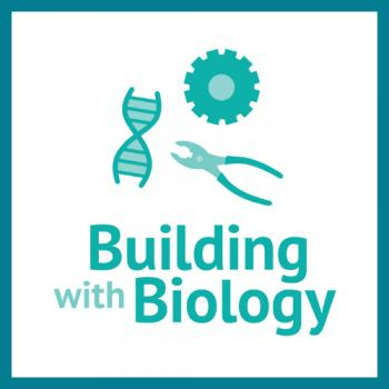 Build with Biology logo square with border