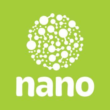square version of the nano mini exhibition logo