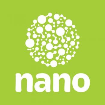 square version of the nano mini exhibition logo