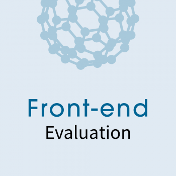 front-end evaluation icon