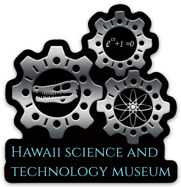 Hawaii Science and Technology Museum Logo