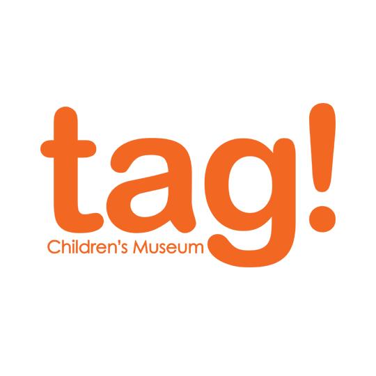 tag! Children's Museum logo