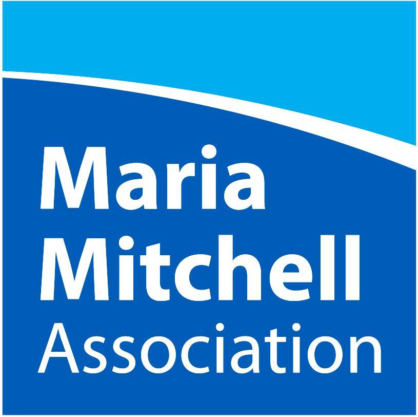 Logo for the Maria Mitchell Association
