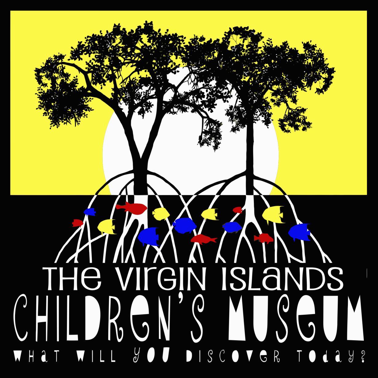 logo for the US Virgin Islands Children's Museum