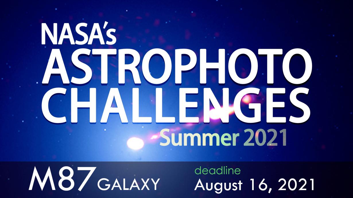2021 Summer Astrophotos Challenges teaser