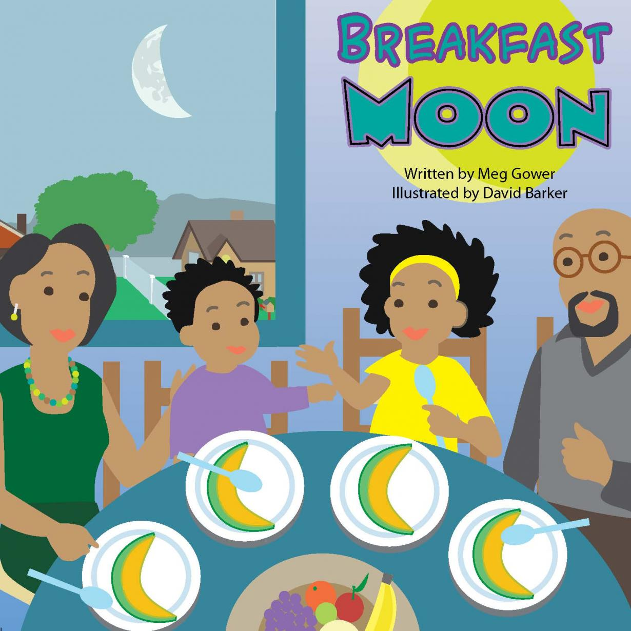 Breakfast Moon