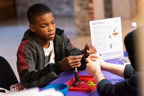 Arkansas STEM Fest photo