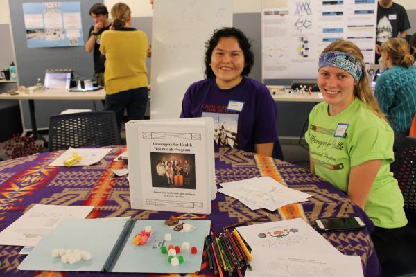 MSU undergrad outreach event picture