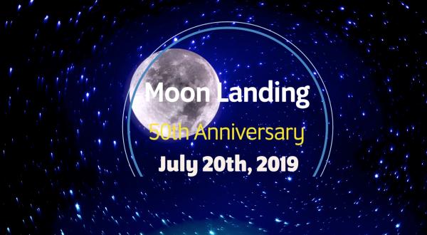 Moon Landing Video Thumbnail Image