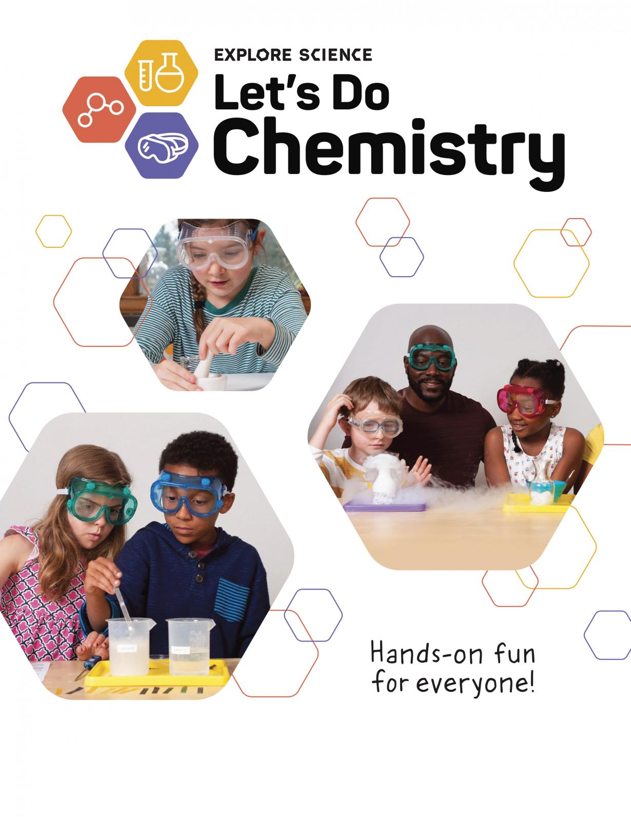 Explore Science: Let's Do Chemistry promotional materials