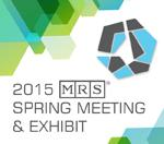 MRS Spring 2015 meeting