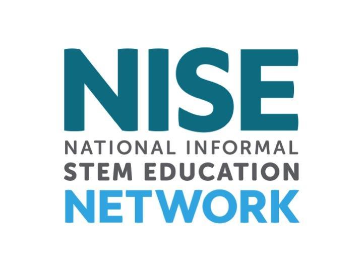 NISE Network logo - larger field