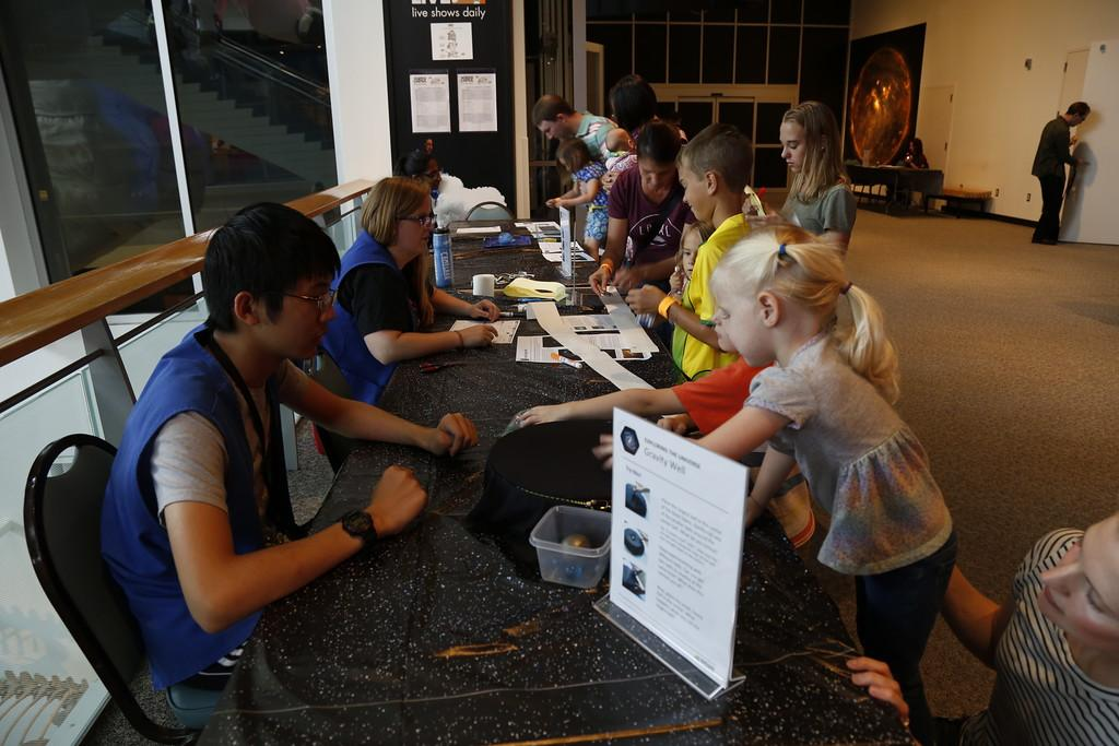 Explore Science: Earth & Space 2017 photo release form