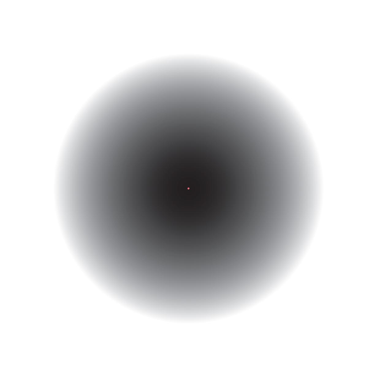 scientific illustration of an atom