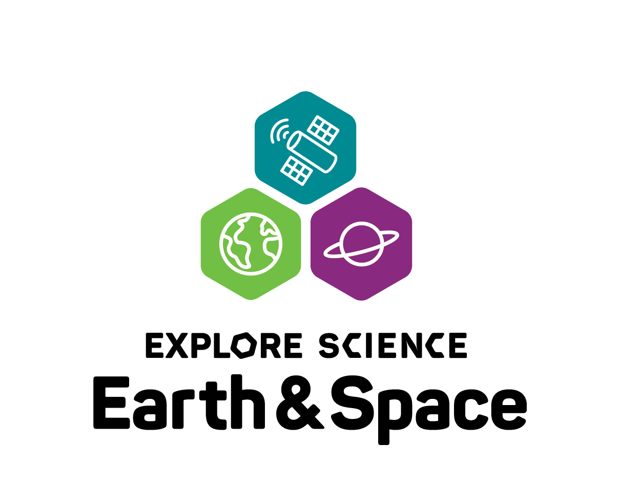 Explore Science Earth & Space logo