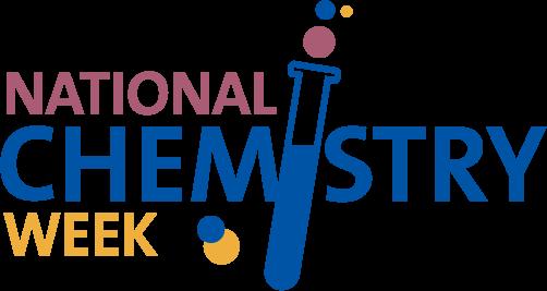 National chemistry week logo