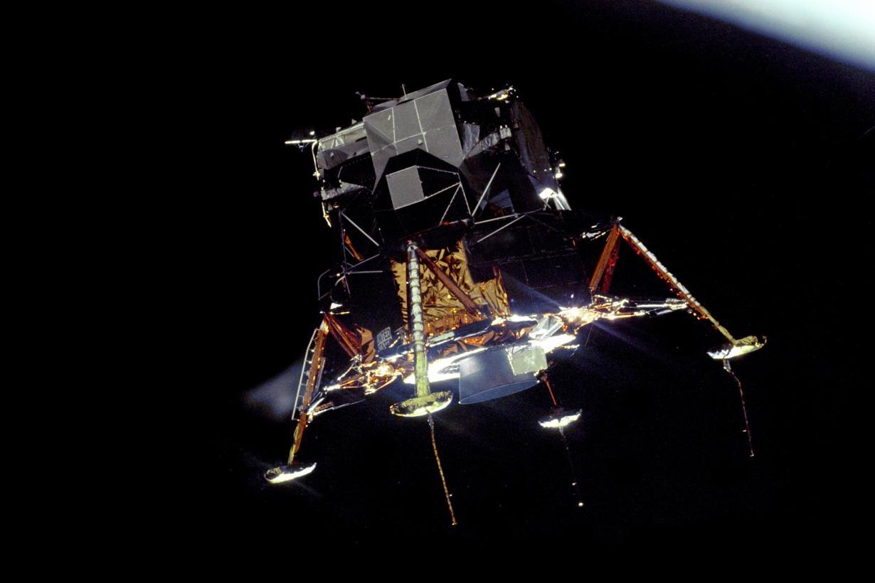 Apollo 11 lander
