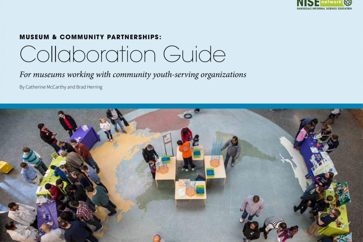cover of the collaboration guide