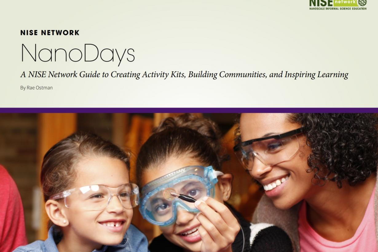 nanodays guide cover