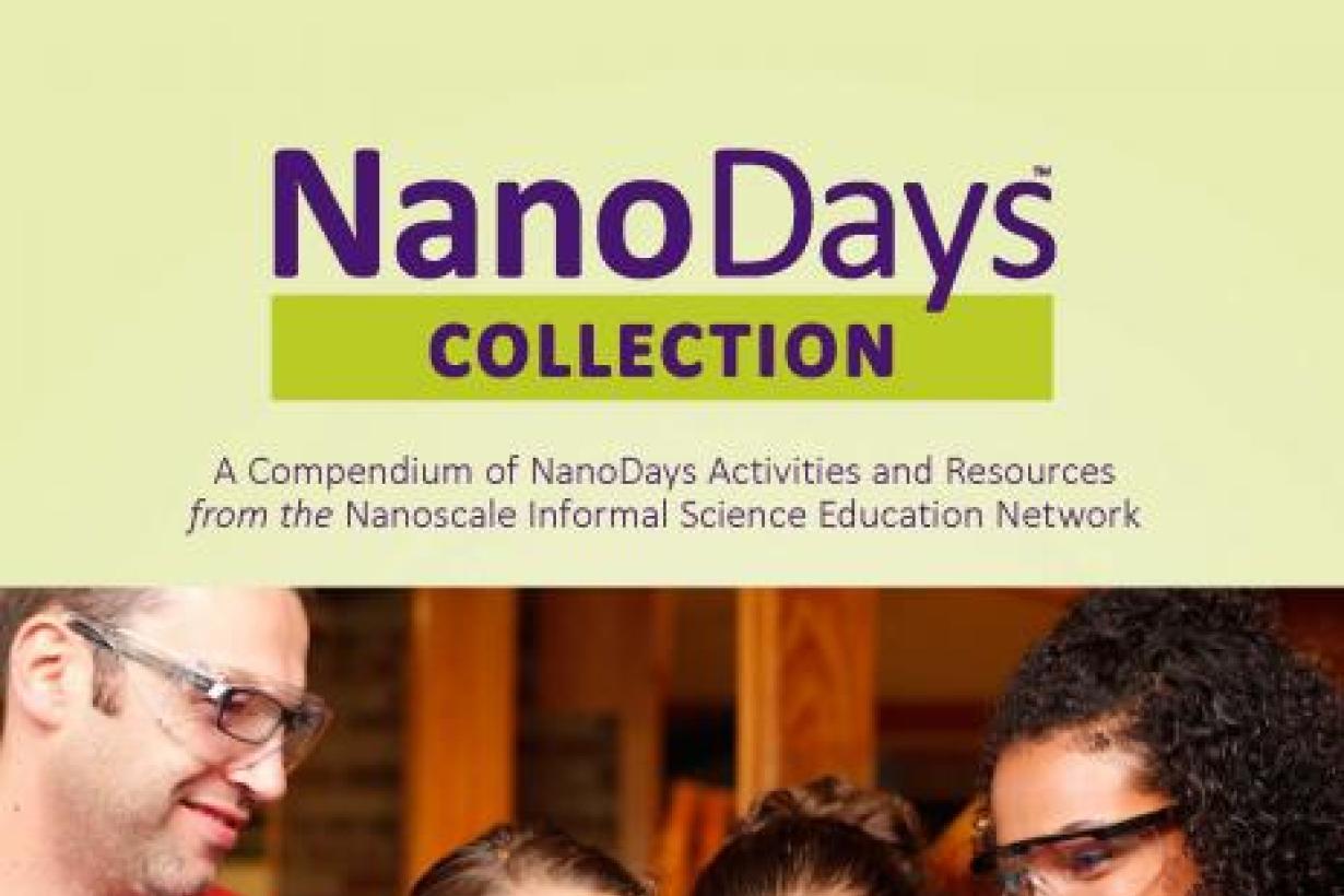 NanoDays Collection book compendium cover