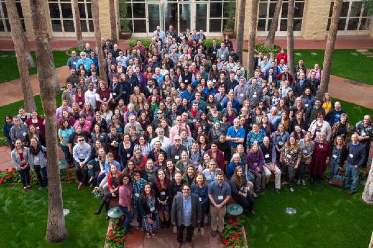 NISE Network group photo - 2019 Network Wide Meeting