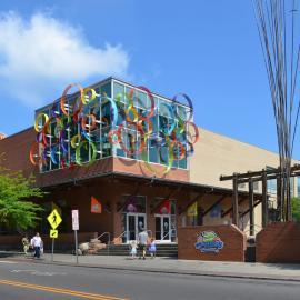 Marbles Kids Museum building