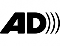 Audio Description AD symbol
