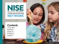 NISE Network overview title slide