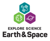 Explore Science: Earth & Space logo