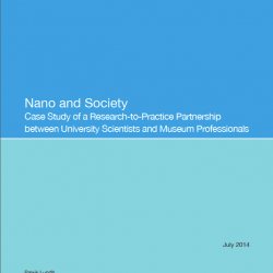 Nano and Society Case Study Cover Screen Shot