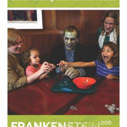 Frankenstein200 welcome letter and kit contents list