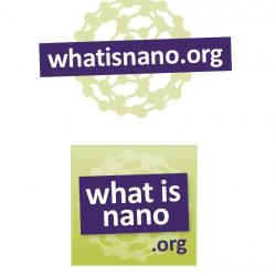 What is nano website logos