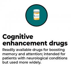 technology card for cognitive enhancement drugs